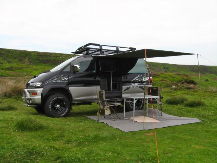 Mitsubishi Delica Campervan Conversion – thedoble com
